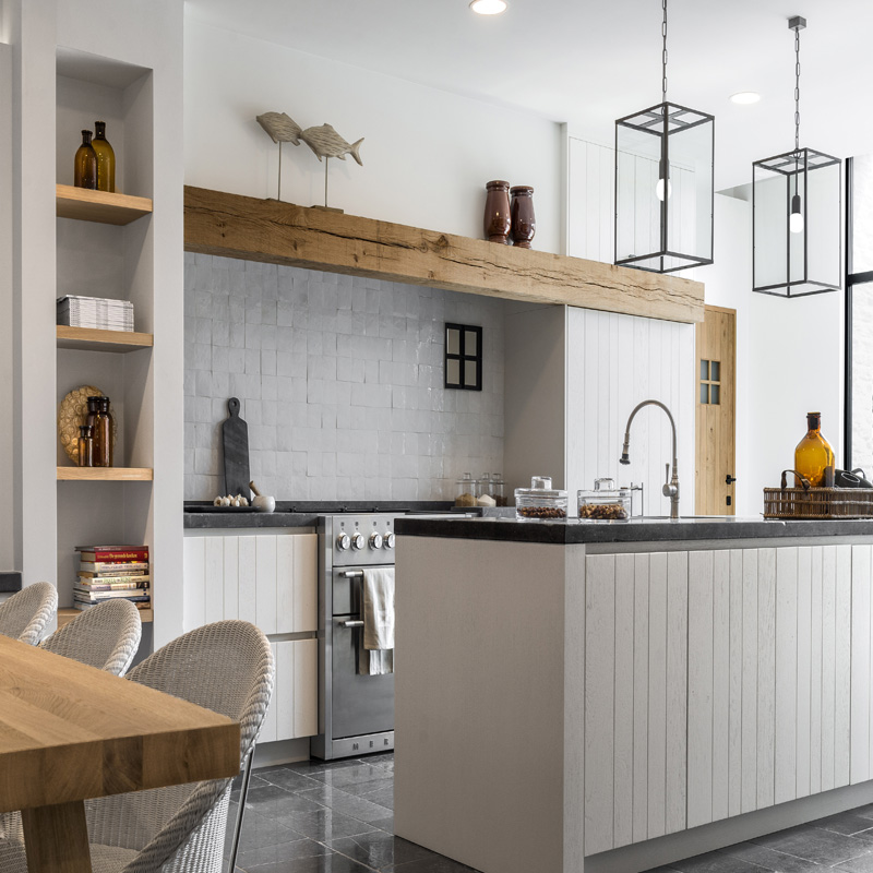 Landelijke keukens freja home styling keuken t for Landelijk strak wonen