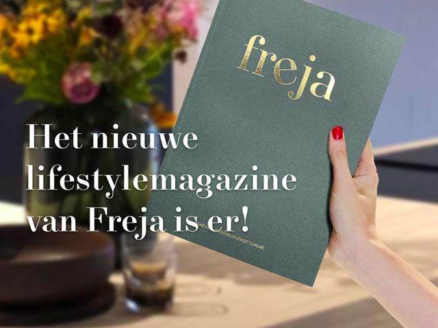 Freja magazine