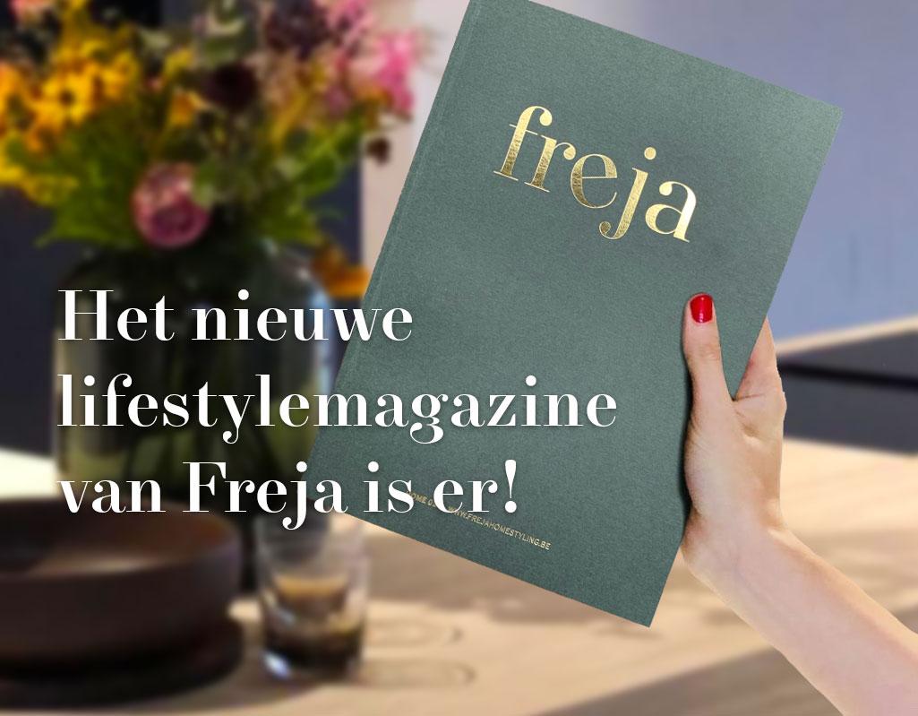 Vraag je Freja-magazine