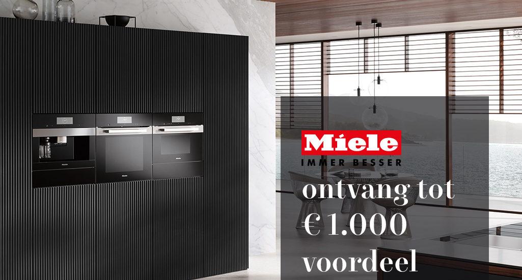tot 1000 euro voordeel